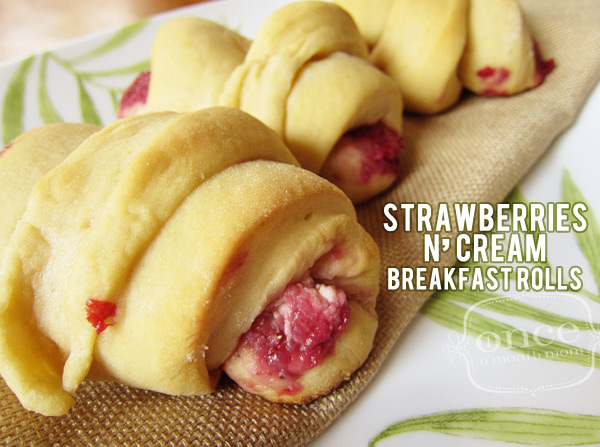 ... breakfast quesadillas strawberry breakfast crescents easy strawberry