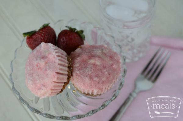 Frozen Paleo Breakfast Muffins