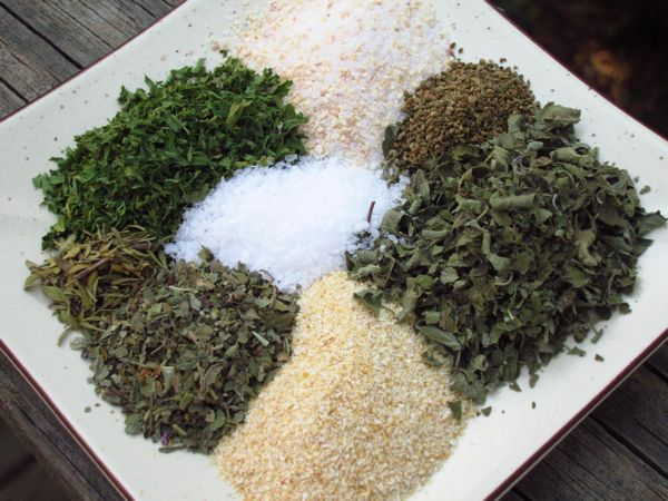 Homemade Italian Dressing Mix