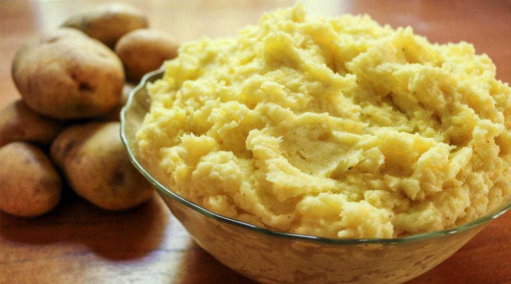 Freezer Mashed Potatoes