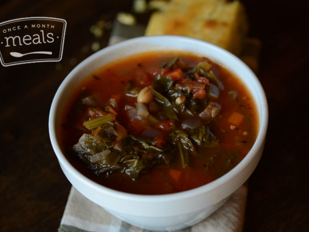 Southern Vegetable Stew