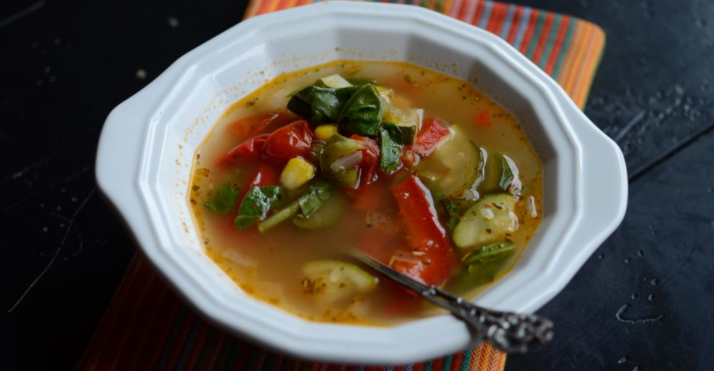 Better Than the Freezer Aisle: Copycat Smart Ones Fire Roasted Vegetable Soup