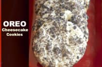 Simply Delicious Oreo Cheesecake Cookies