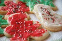 Great Grandma's Sugar Cookies