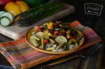 Summer Vegetarian Freezer Menu Vol. 1