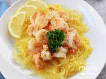 Lemon Garlic Shrimp Bowls