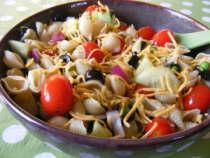 Super Simple Pasta Salad
