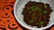 Instant Pot Pumpkin Coconut Black Beans