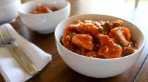 Better Than The Freezer Aisle: PF Chang's Spicy Orange Chicken