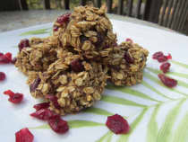 Cranberry Oatmeal Cookies-Whole Foods