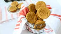 Pumpkin Pie Blender Muffins