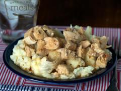 Bourbon Street Chicken - Dump and Go Dinner