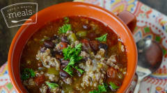 Instant Pot Chili Verde - Dump and Go Dinner