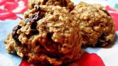 Chocolate Chip Banana Breakfast Cookies
