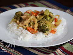 Quick and Easy Chicken Broccoli Stir Fry