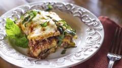 Instant Pot Parmesan Zucchini Lasagna - Lunch