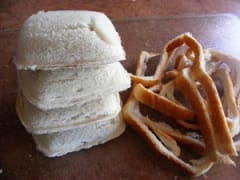 Homemade Uncrustables - Lunch Version
