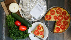 Summer Vegetarian Freezer Menu Vol. 17