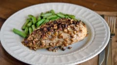 Pecan Crusted Chicken - Dump and Go Dinner