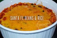 Better Than the Freezer Aisle: Copycat Weight Watchers Santa Fe Beans and Rice