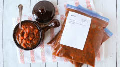 Slow Cooker Healthy Roots Chili - Dump and Go Dinner