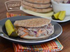 Wholesome Tuna Salad Sandwich - Lunch Version