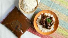 Slow Cooker Mongolian Beef - Lunch