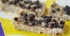 Gluten Free Dairy Free Granola Bars