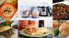 Spring Instant Pot Mini Freezer Meal Plan Vol. 2