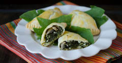 Spinach Empanadas - Lunch Version