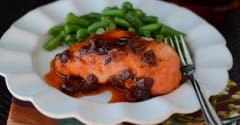 Slow Cooker Cranberry Chicken - OAMM - Ready to Eat Dinner