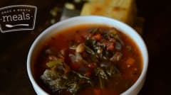 Instant Pot Southern Vegetable Stew - Lunch Version