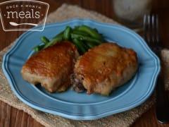 Slow Cooker Orange Chicken - Dump and Go Dinner
