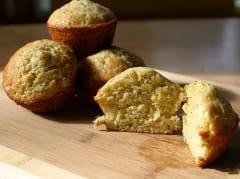 Lemon-Poppyseed Muffins