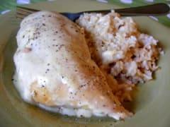 Cream Cheese Chicken - Ready to Eat Dinner