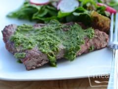 Beef Steaks in Herb Sauce - Dump and Go Dinner