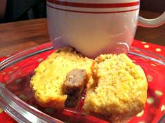 Gluten Free Dairy Free Pancake Muffins