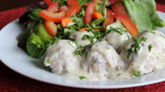 Swedish Meatballs - Lunch Version