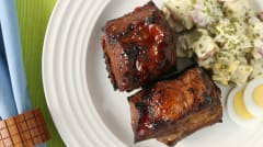 Firecracker Short Ribs - Gluten Free Dairy Free - Dump and Go Dinner