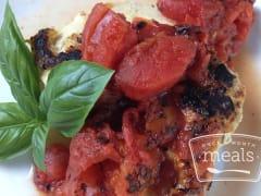 Paleo Bruschetta Chicken - Dump and Go Dinner