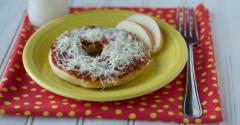 Homemade Bagel Bites - Lunch Version
