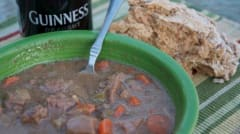 Instant Pot Guinness Stew - Lunch Version