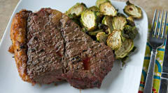 Paleo Mediterranean Steak - Dump and Go Dinner
