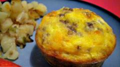 Instant Pot Sausage Egg Casserole - Gluten Free Dairy Free Version