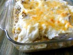 Shepherd's Pie - Dump and Go Dinner