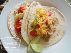 Carnitas Tacos - Dump and Go Dinner
