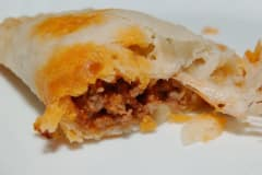 Toddler Friendly Football Turnovers - Lunch Version
