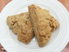 Vegan Maple Walnut Scones