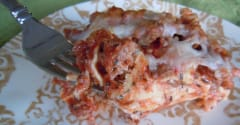 Instant Pot Copycat Stouffer's Lasagna - Lunch