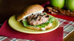 Gluten Free Dairy Free Chicken Apple Bacon Sliders - Dump and Go Dinner